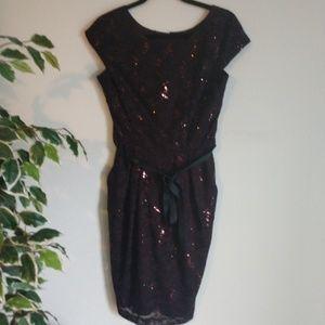 3/$15 Atelie Danielle sequin dress size 6
